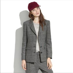 2/$25 SALE Madewell Running Stitch Blazer …